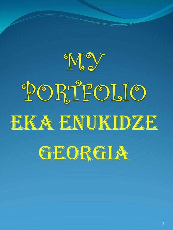 EKA ENUKIDZE GEORGIA 1