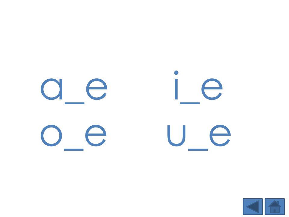 a_e i_e o_e u_e