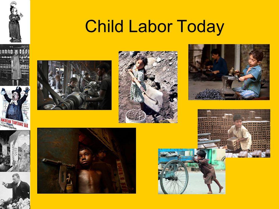 Child Labor Today