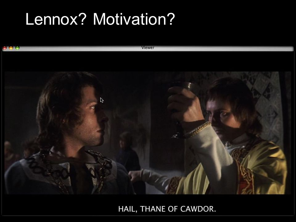 Lennox Motivation
