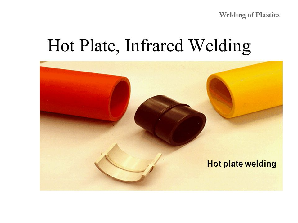 Hot Plate, Infrared Welding Hot plate welding Welding of Plastics