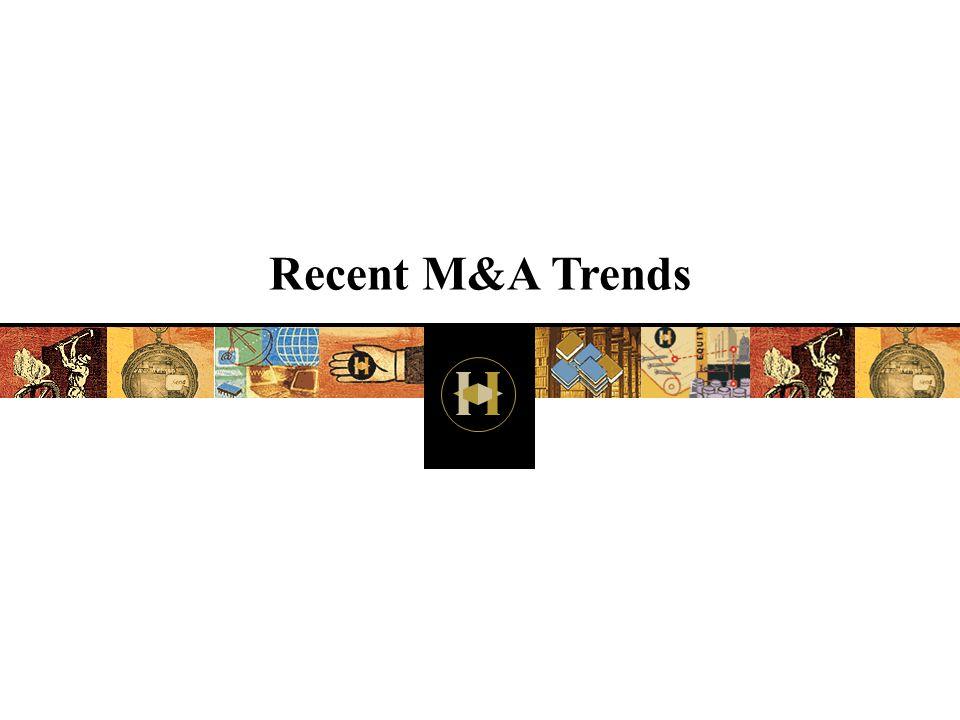 Recent M&A Trends