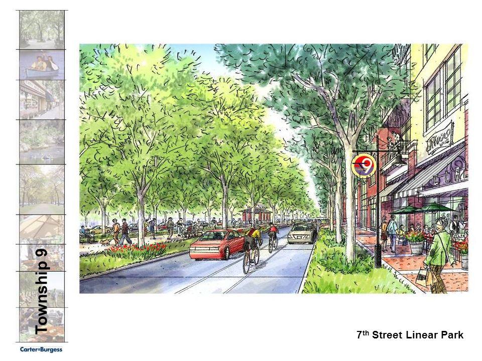 Township 9 7 th Street Linear Park