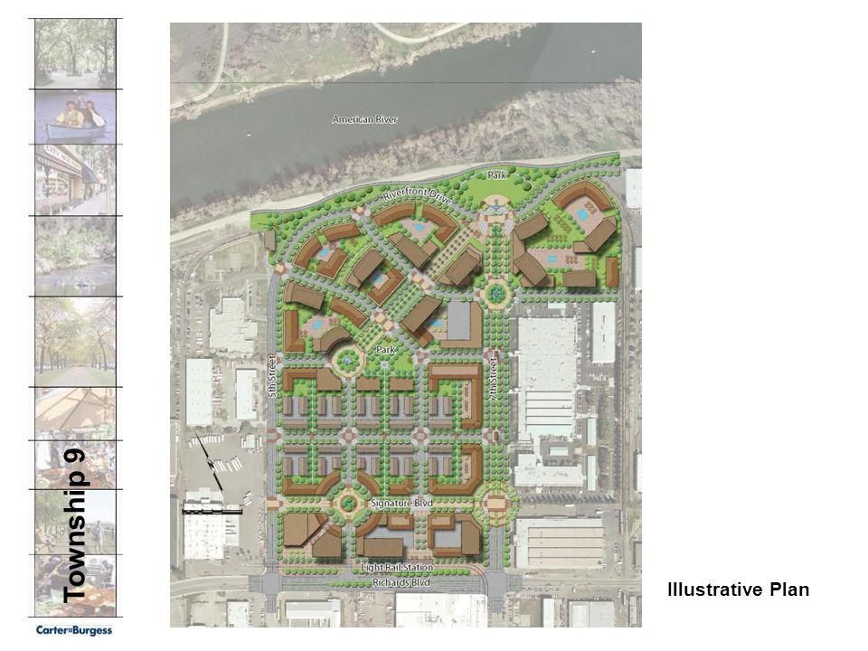 Township 9 Illustrative Plan