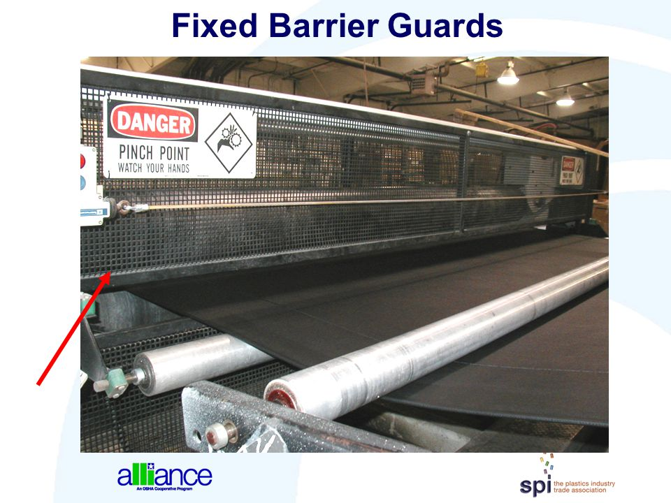 Fixed Barrier Guards
