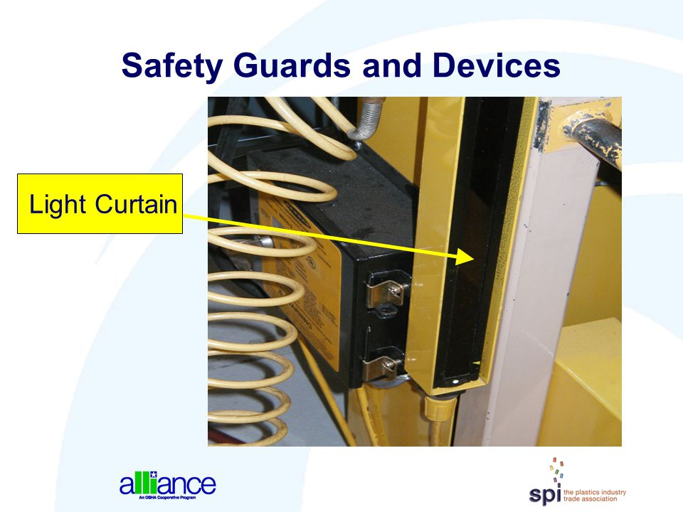 Safety Guards and Devices Light Curtain
