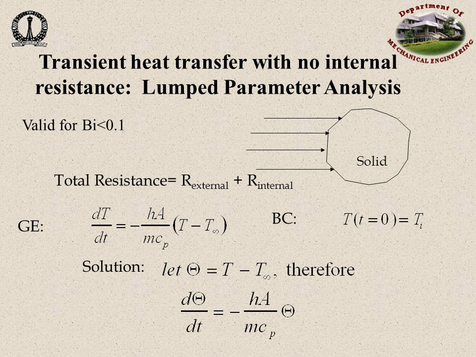 Example (contd...)  At x=1 cm, the temperature rises almost instantaneously at a very fast rate.