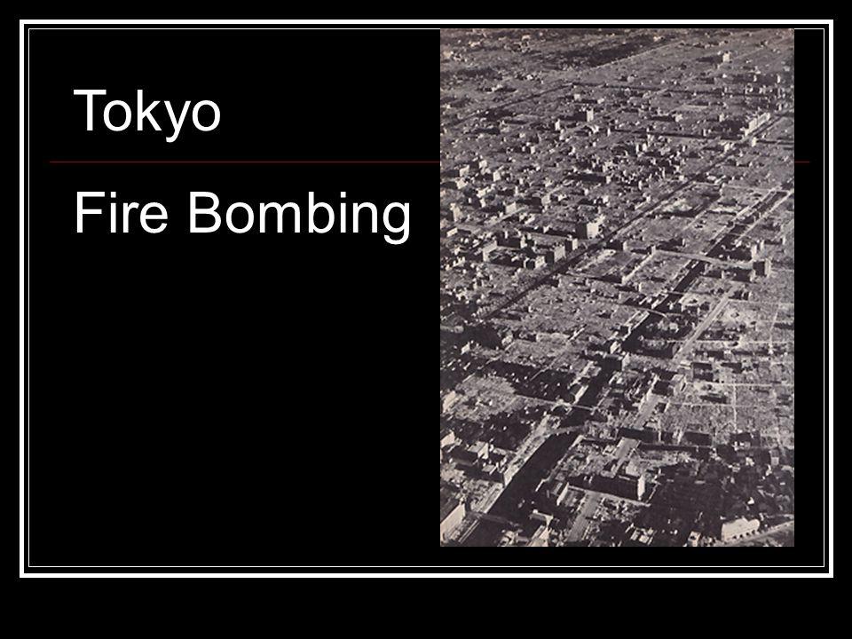 Tokyo Fire Bombing