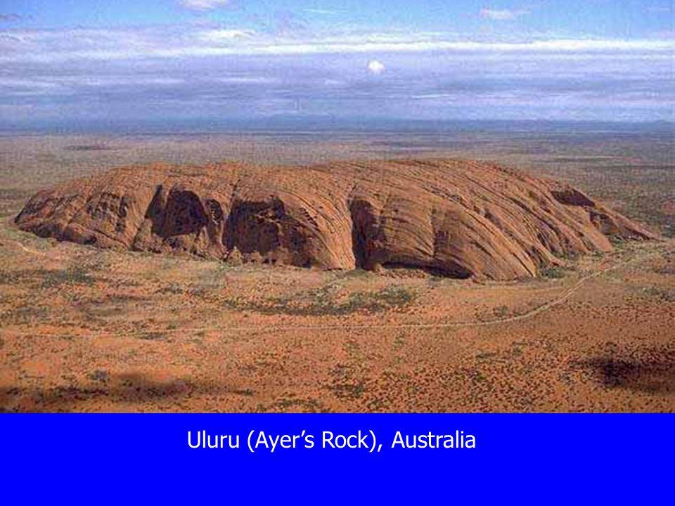 Uluru (Ayer's Rock), Australia