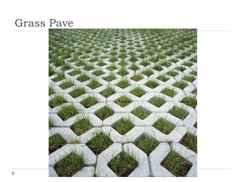 Grass Pave