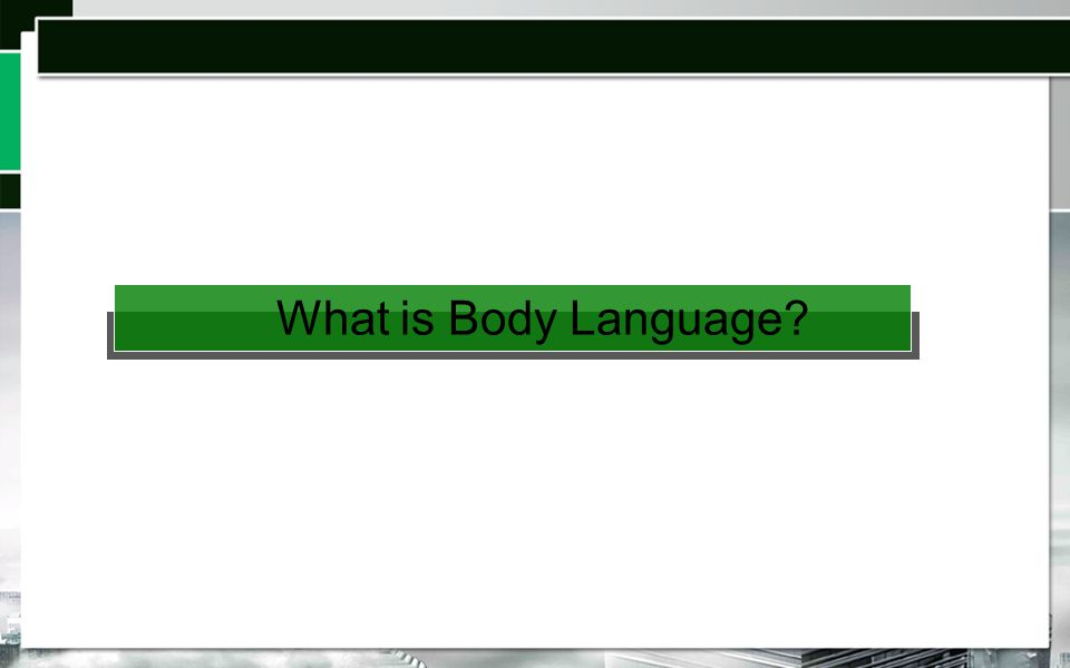Interpreting body languages in different cultures from head to toes