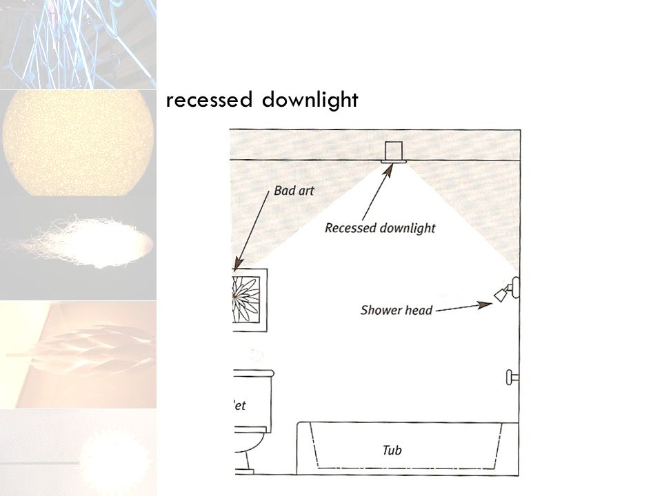 recessed downlight