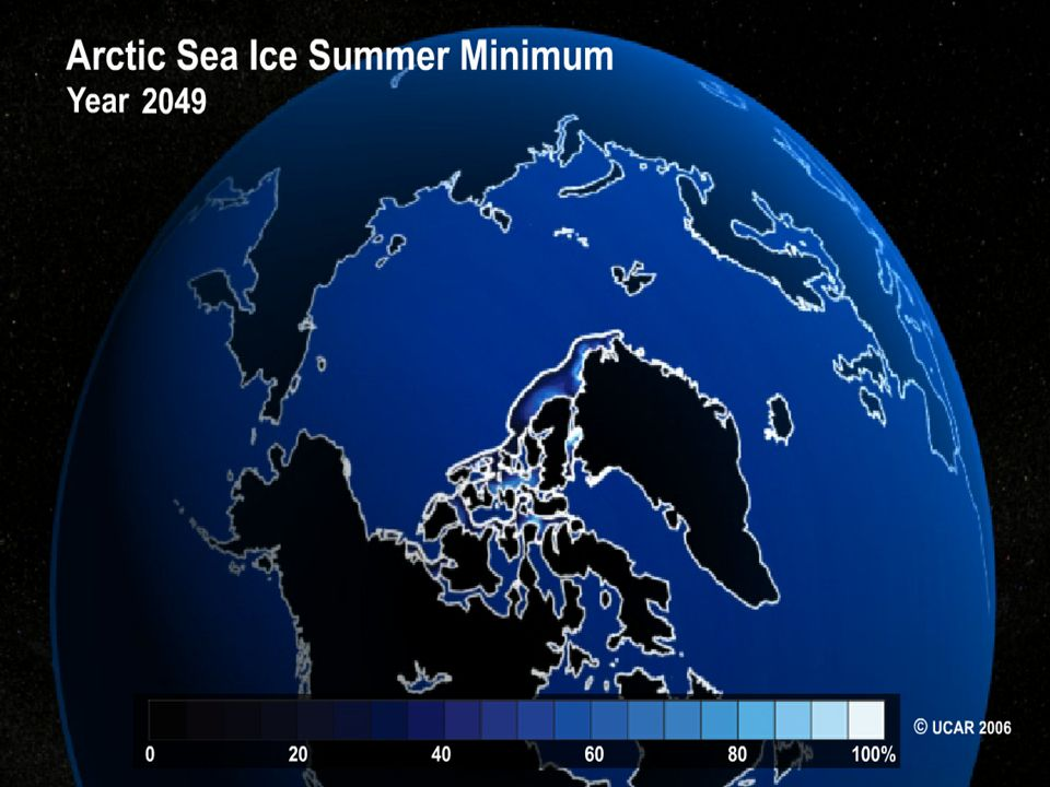9 The Arctic – an emerging region on the verge of major change
