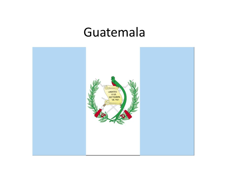 History Archaeologists believe that the earliest settlers in Guatemala arrived about 14,000 years ago.