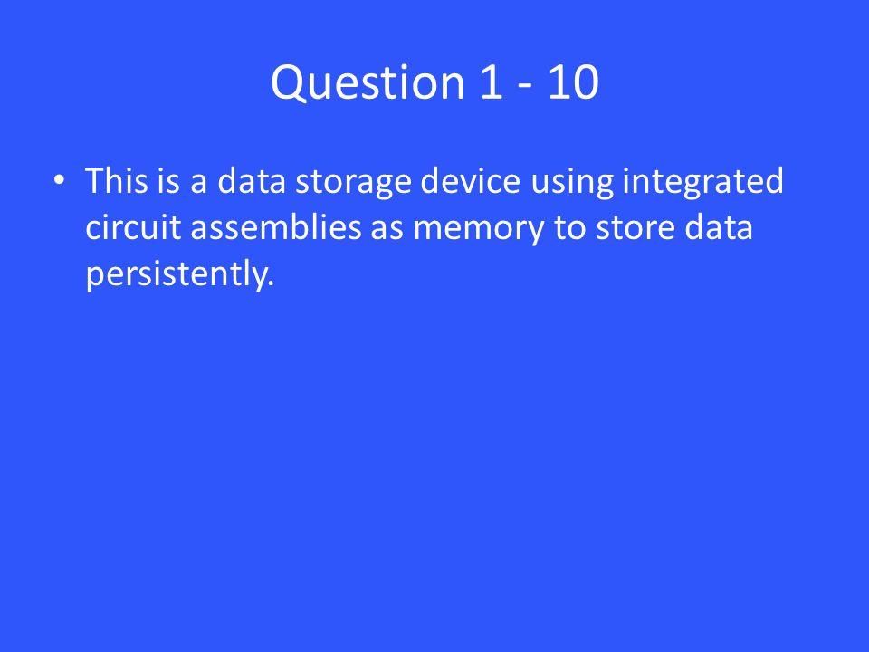 Answer 4 – 10 What is a shotgun mic?