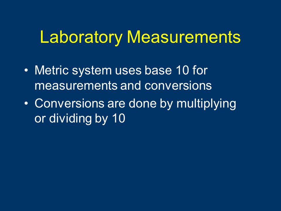 Calculations Length: Record measurement to the nearest 16 th of an inch