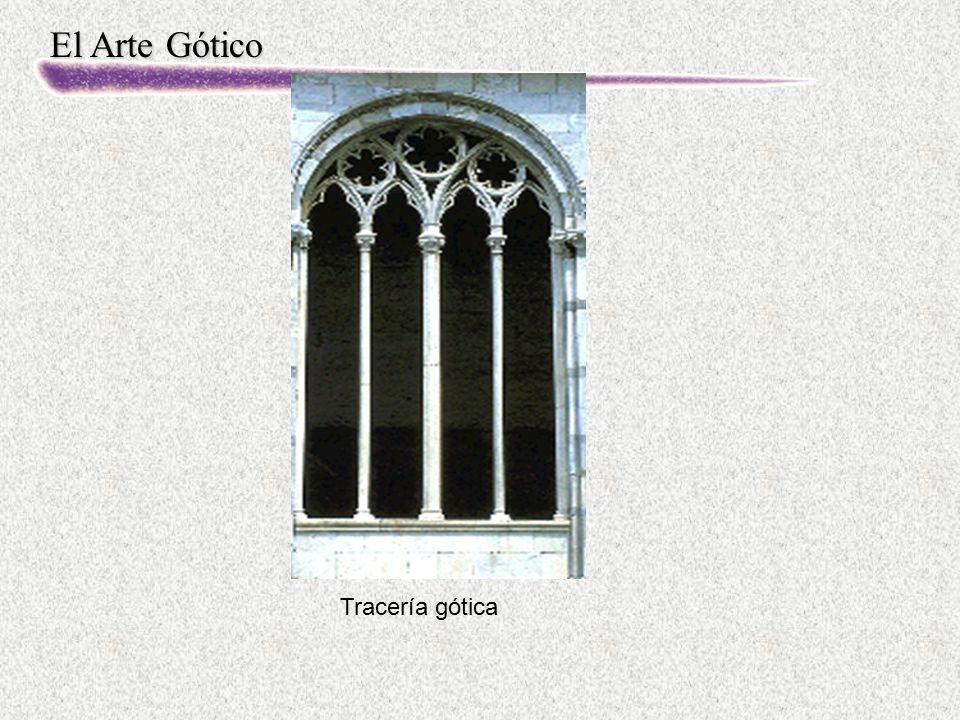 El Arte Gótico Tracería gótica