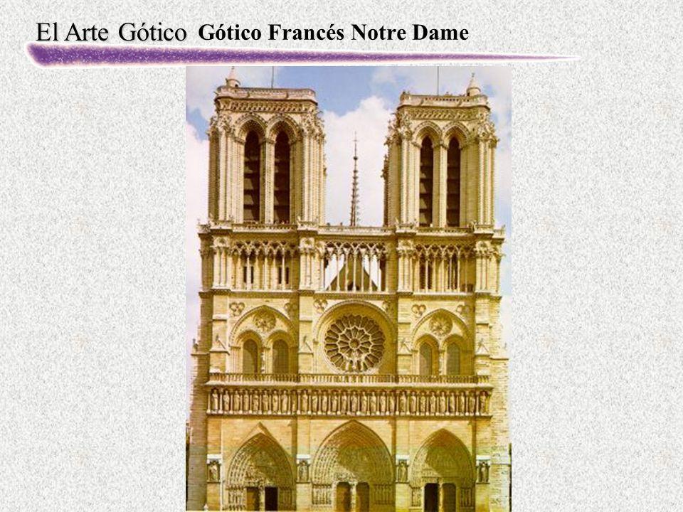 Gótico Francés Notre Dame
