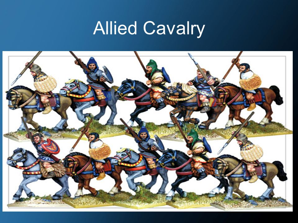 Allied Cavalry