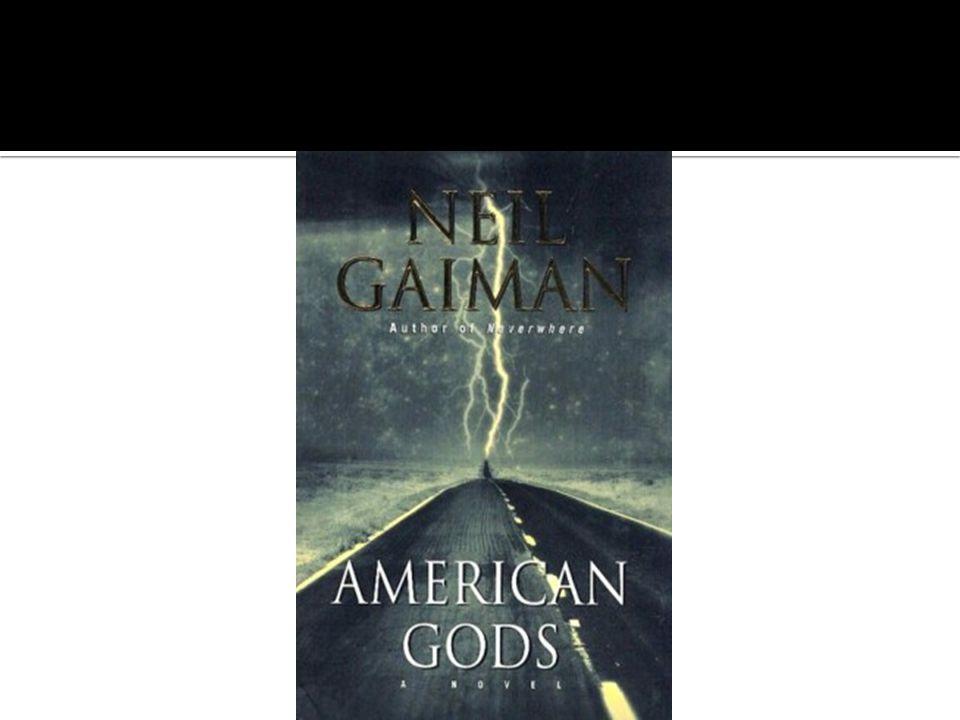  Gaiman's fourth novel.