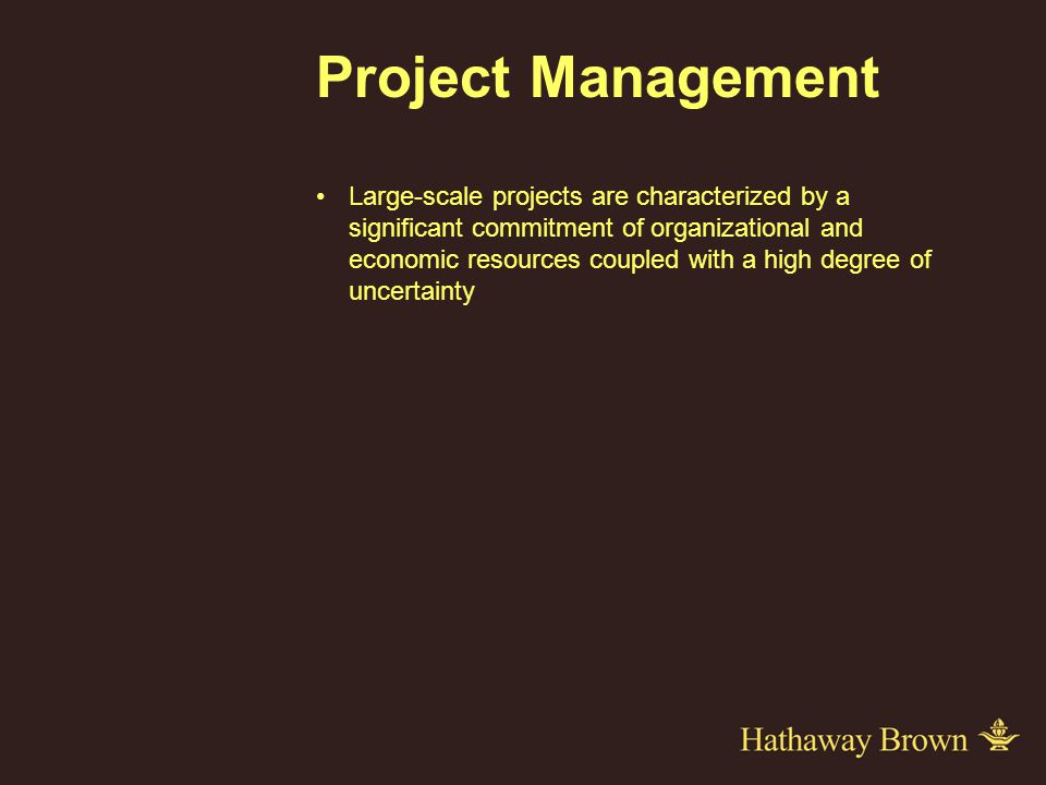 Project Management Here are the main tools you use when managing a project: 1.