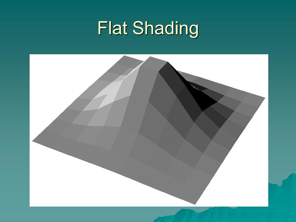 Flat Shading