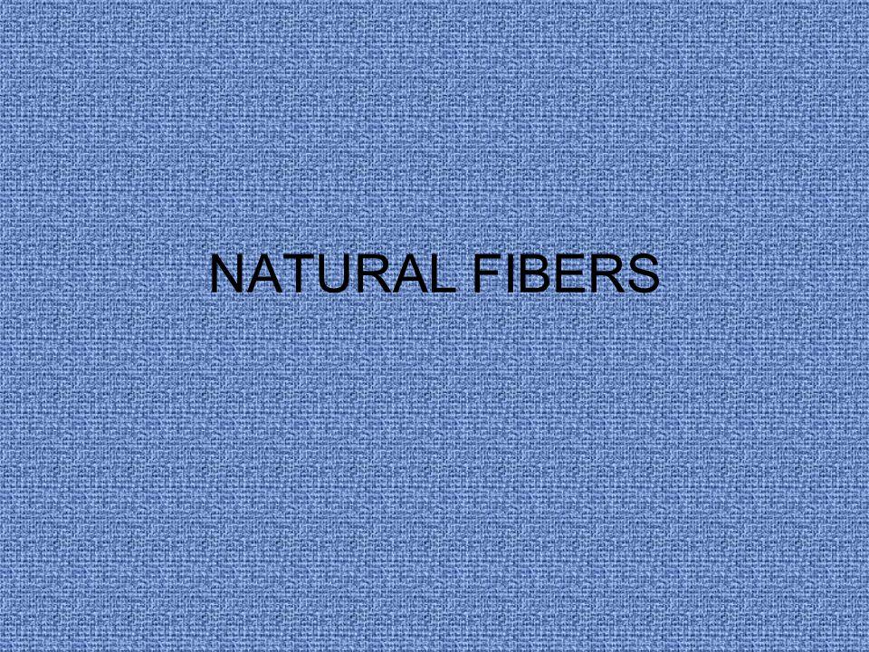NATURAL FIBERS