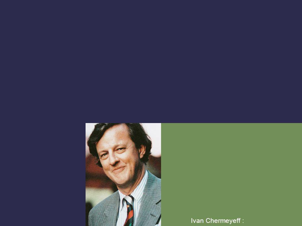 Ivan Chermeyeff :
