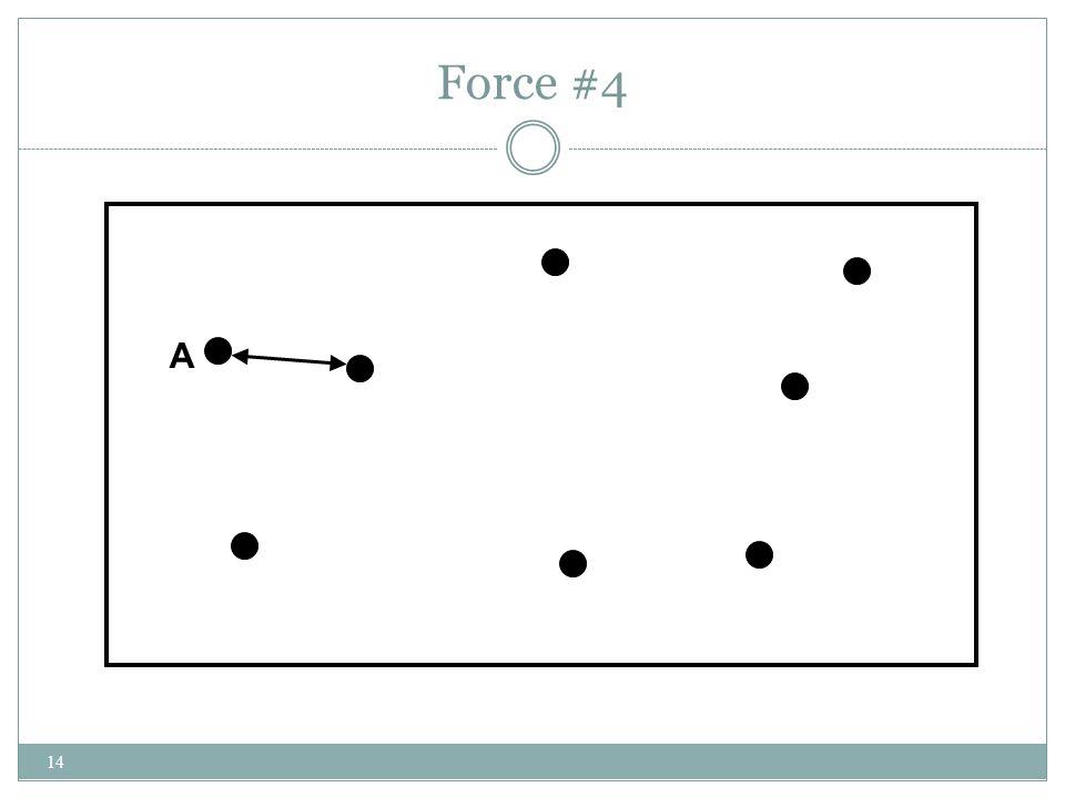 Force #4 14 A