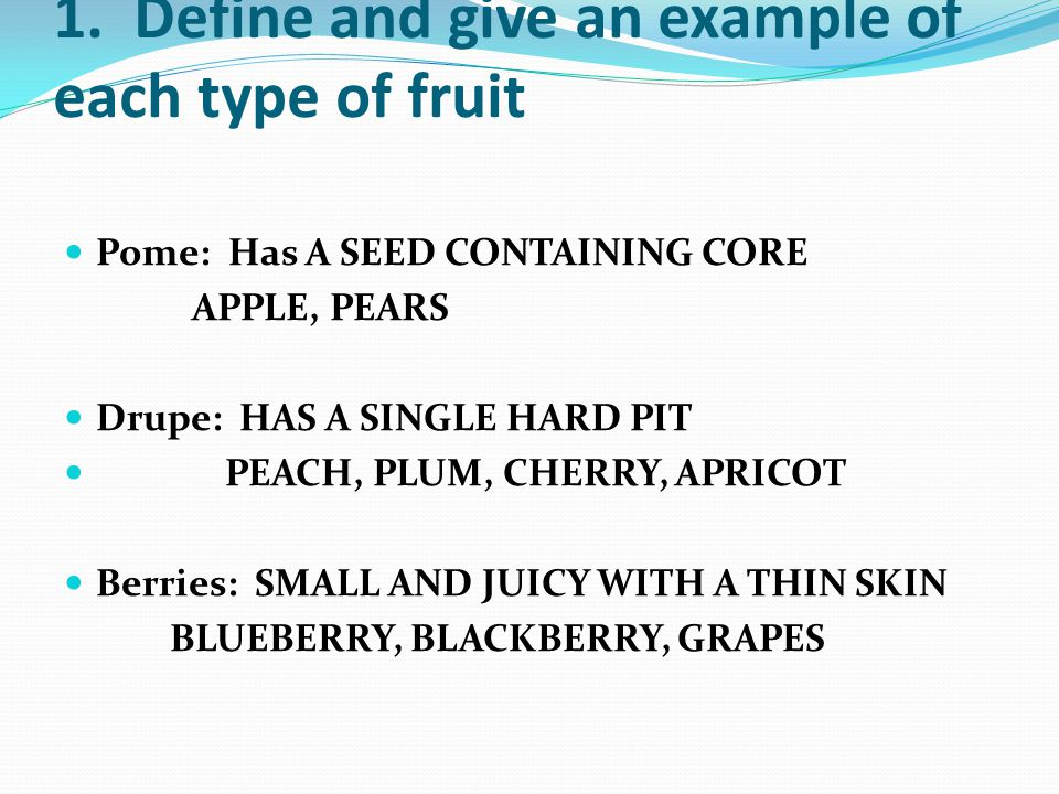 11.When some fruits are exposed to air a chemical process occurs.