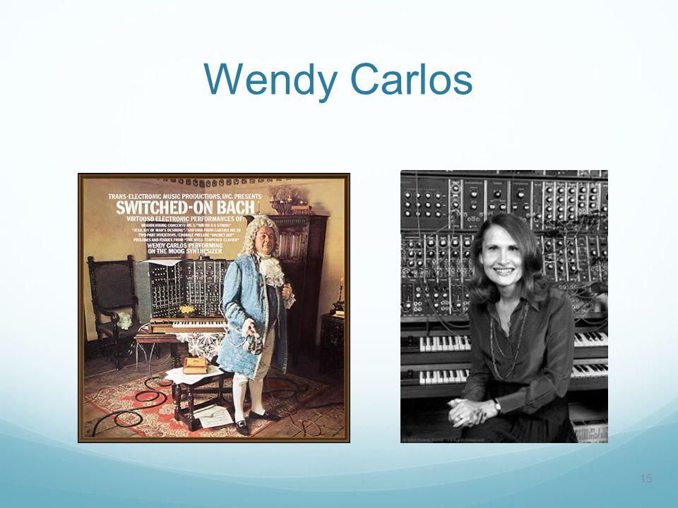 Wendy Carlos 15
