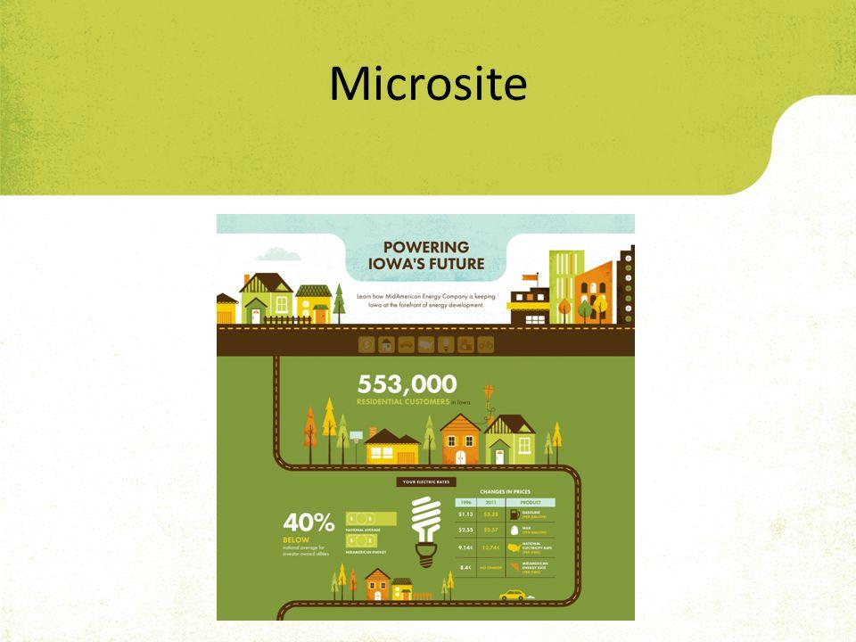 Microsite