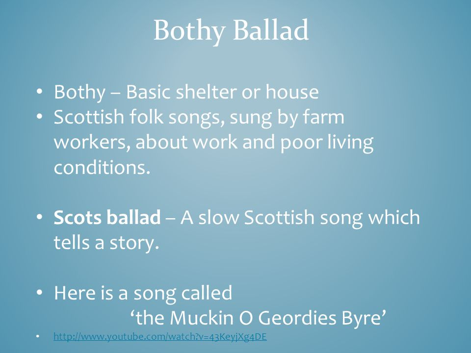 Scottish Dances Folk music - The traditional music of the people, performed by themselves in their own communities Scottish Music