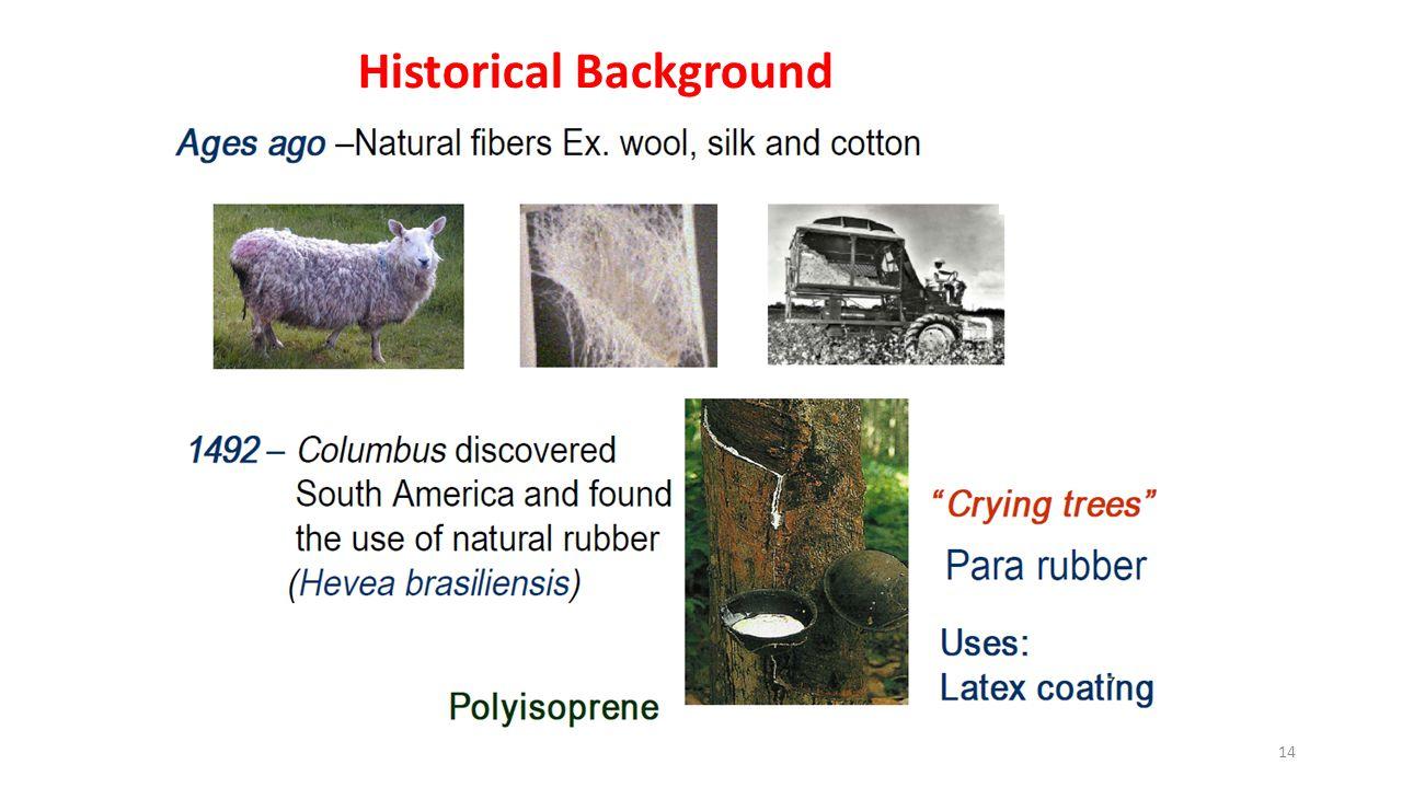 14 Historical Background