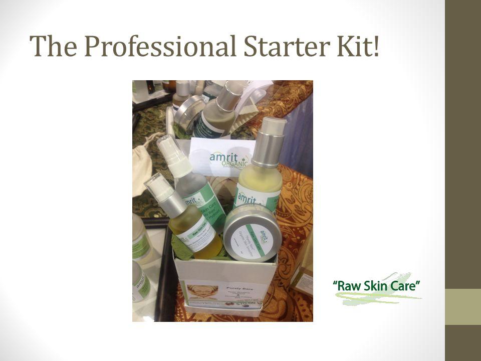 The Professional Starter Kit!