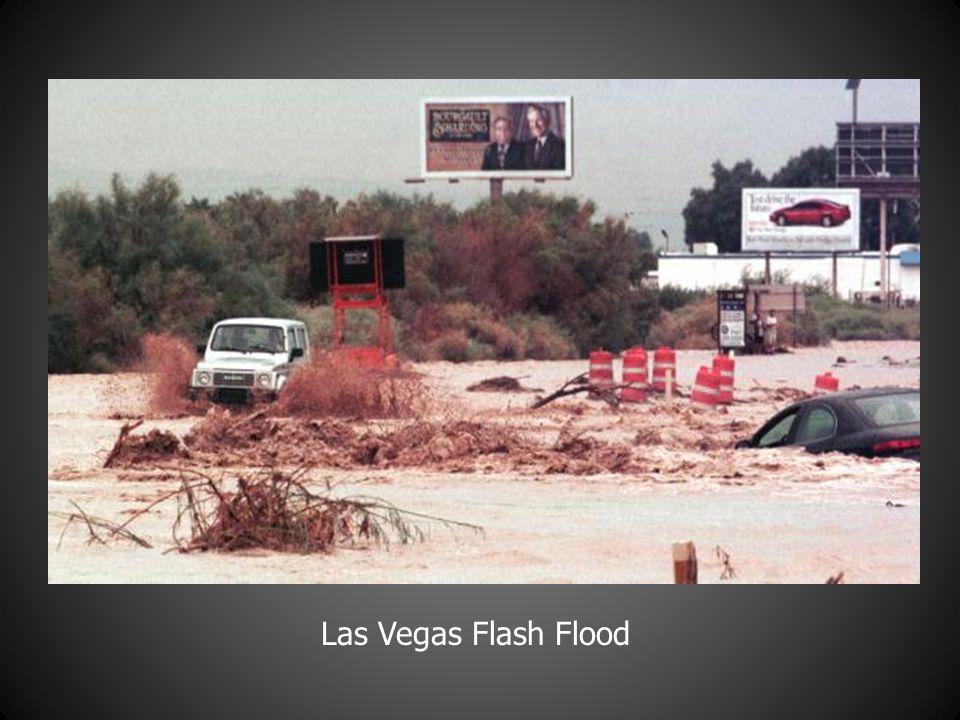 Las Vegas Flash Flood