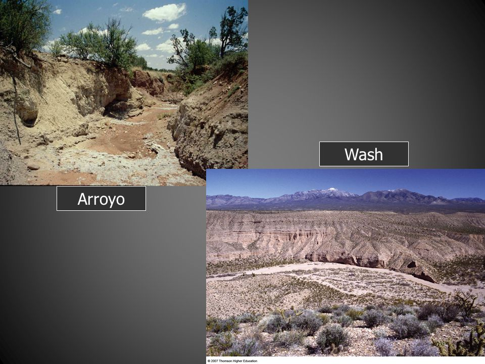 Arroyo Wash
