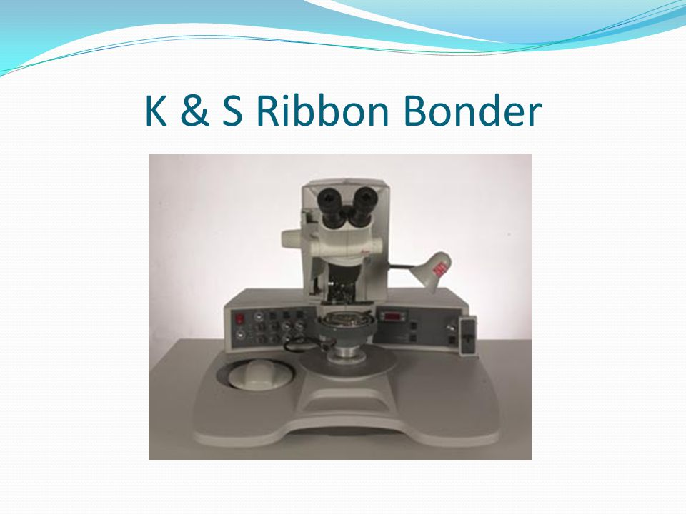 K & S Ribbon Bonder
