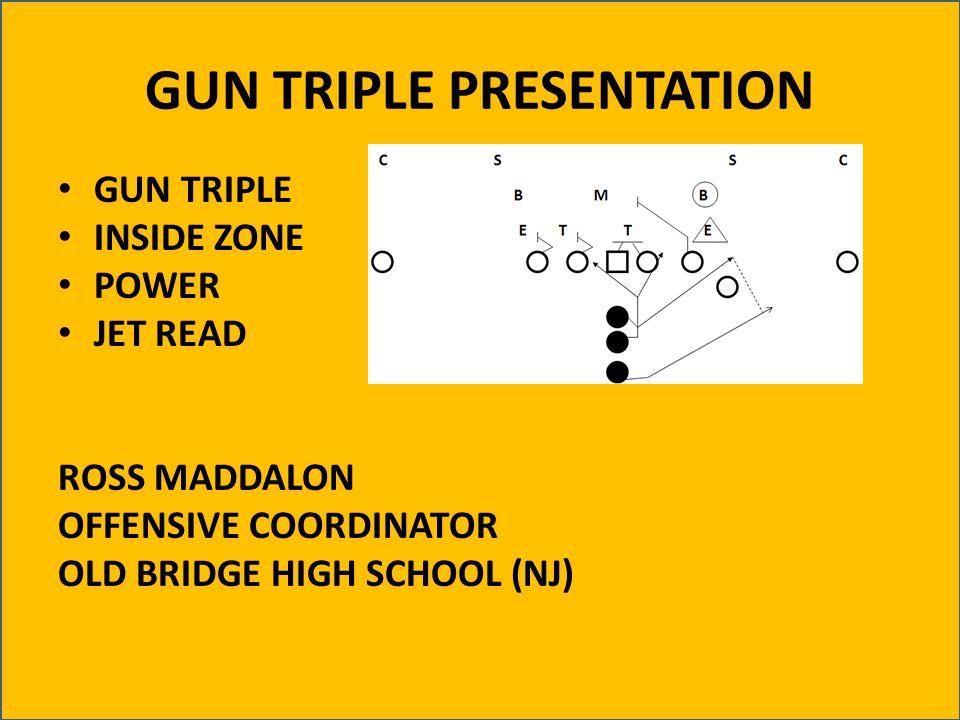 GUN TRIPLE TETE MBB CSSC