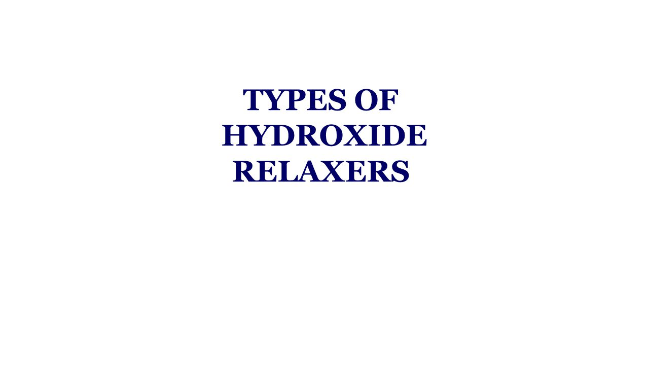 HYDROXIDE NEUTRALIZATION This process does not involve oxidation.