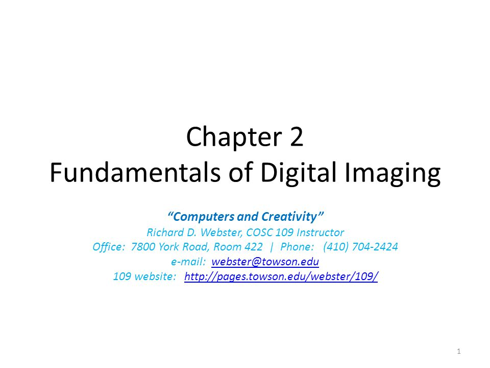 In this lecture, you will find answers to these questions What does digitizing images mean.