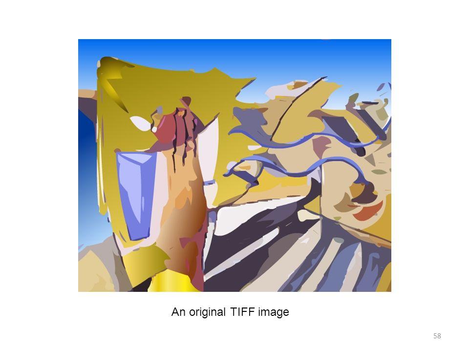 58 An original TIFF image