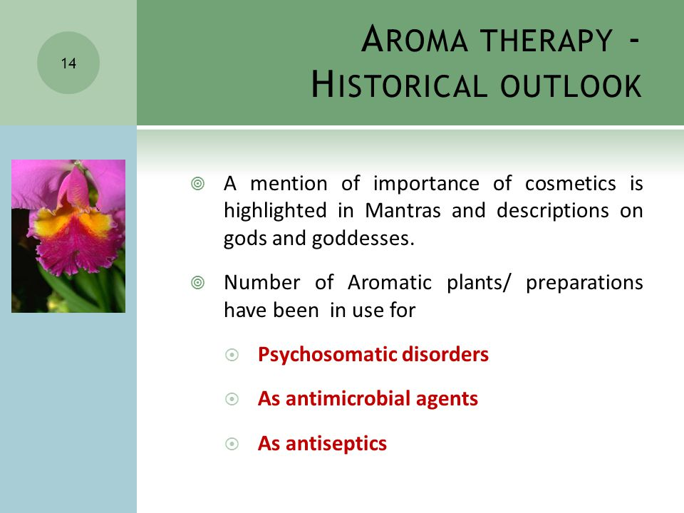  A mention of importance of cosmetics is highlighted in Mantras and descriptions on gods and goddesses.