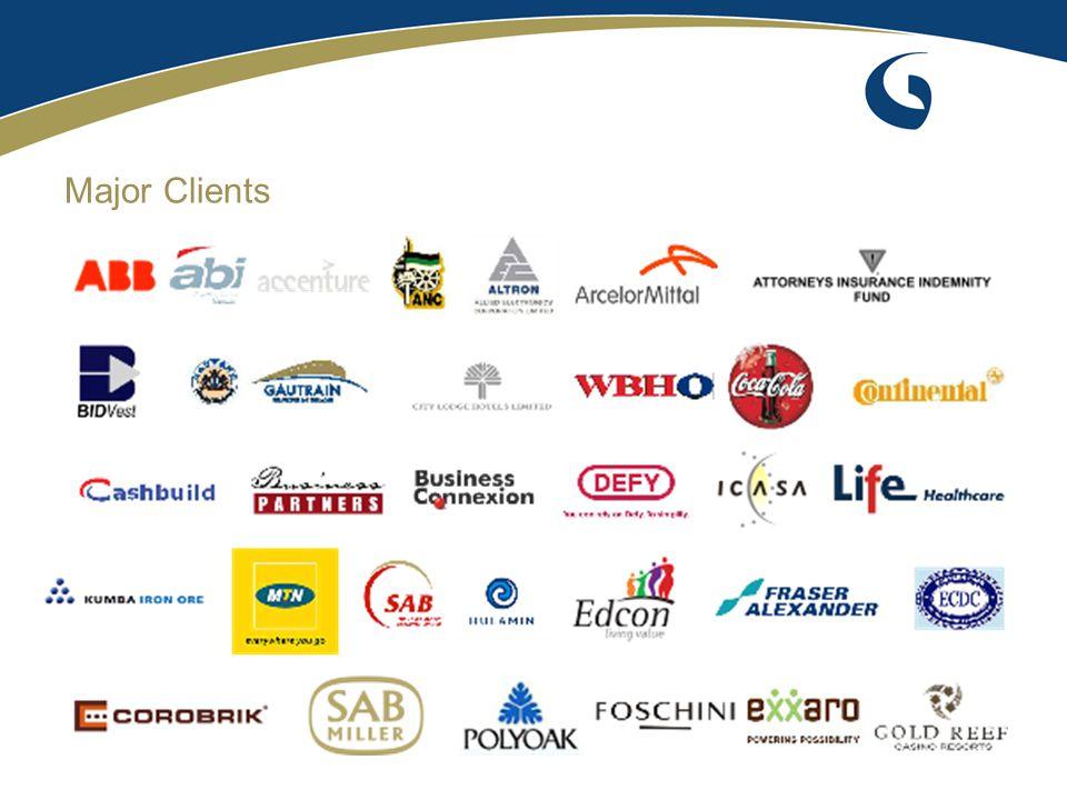 Major Clients