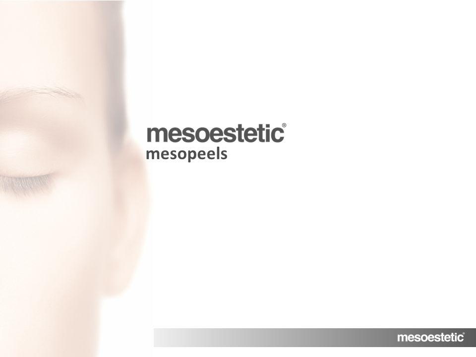 MENU mesopeels