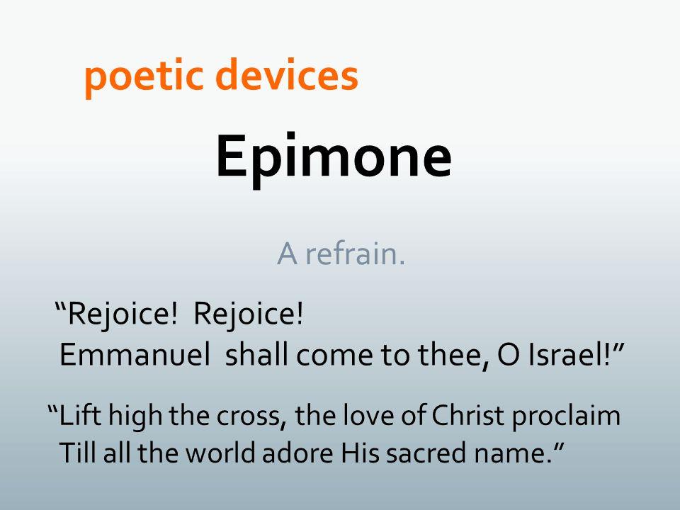 Epimone