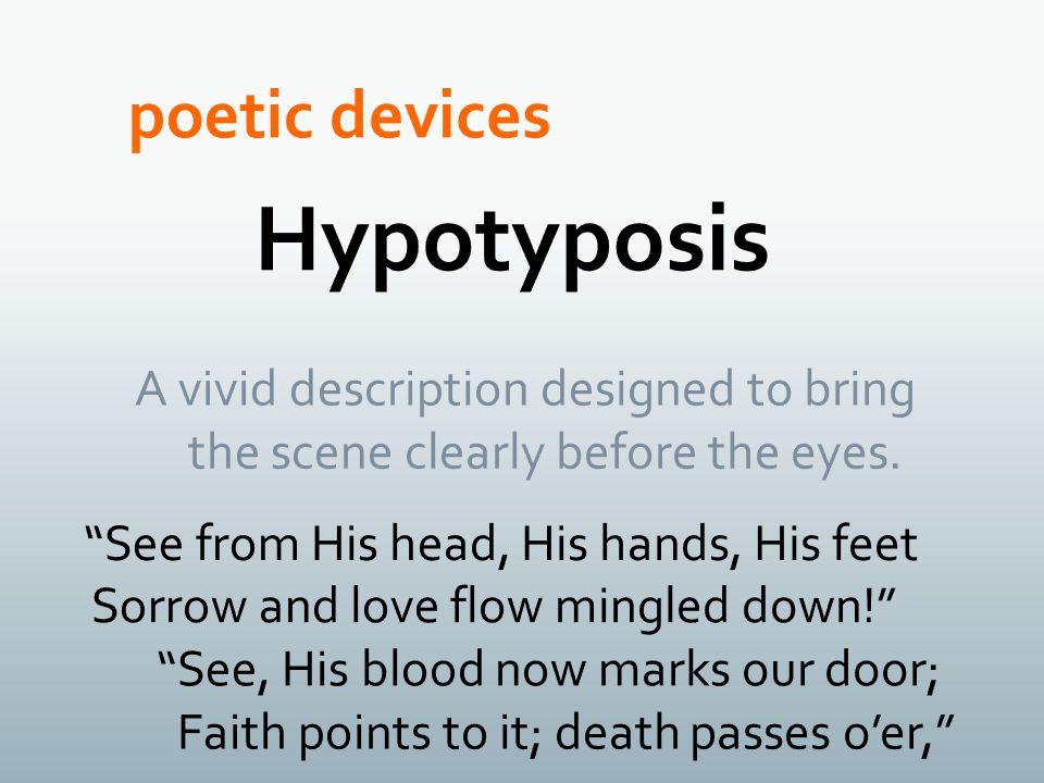 Hypotyposis