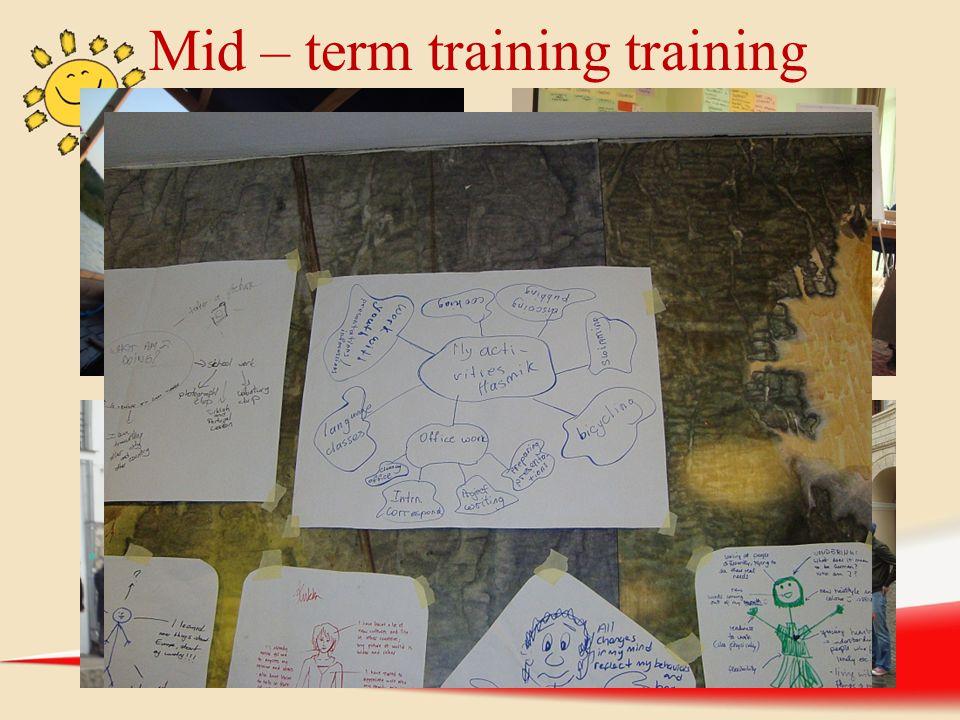 Mid – term training training