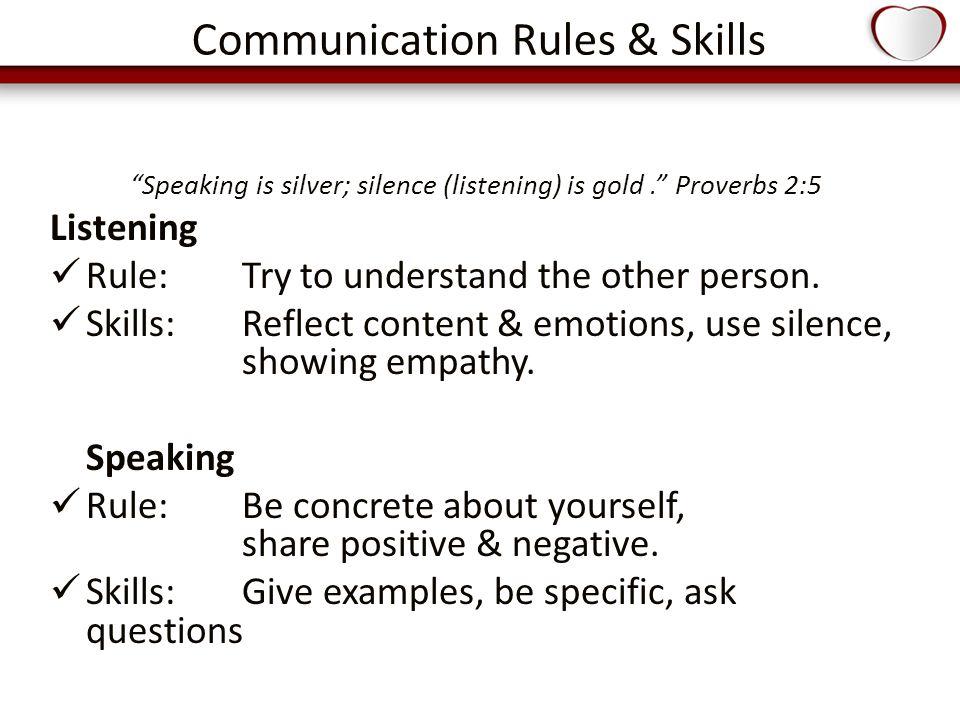 Observation Points 1.General idea of conversation.