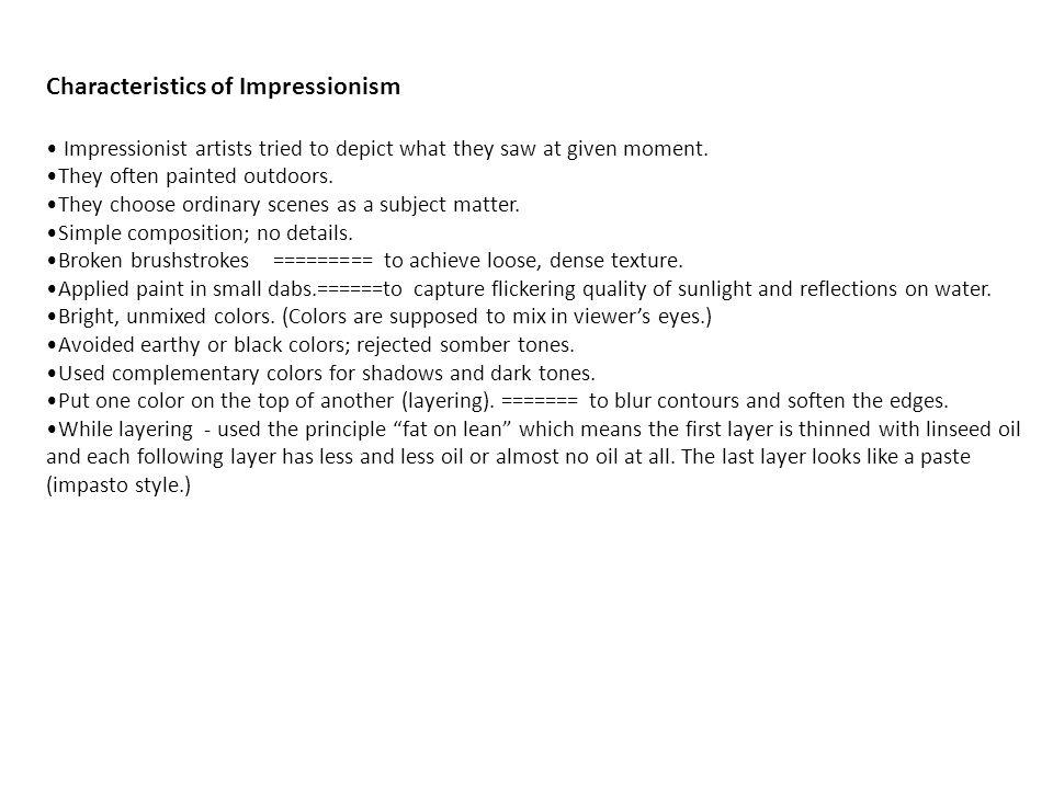 Claude MonetImpression: Sunrise